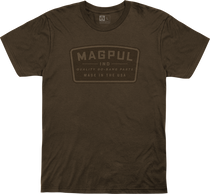 Magpul Fine Cotton Go Bang Shirt Large Brown