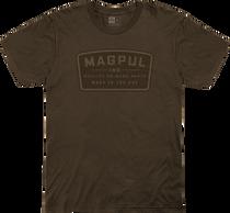 Magpul Fine Cotton Go Bang Shirt Medium Brown