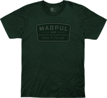 Magpul Fine Cotton Go Bang Shirt Large Forest Green