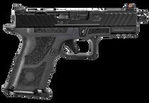 ZEV O.Z-9 Compact 9mm, Black Polymer Grip, Threaded, 19rd