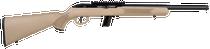"Savage 64 FV-SR 22 LR, 16.50"" Flat Dark Earth Matte Blued, 10rd"