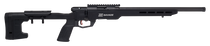 "Savage B22 Precision 22LR, 18"" Heavy Barrel, Black, MDT Custom Chassis, 10Rd"