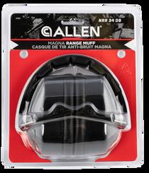 Allen Magna Range Muff 34 dB Black