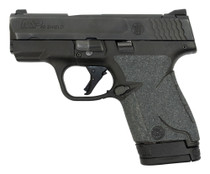 "Smith & Wesson M&P Shield Used 40 S&W, 3.1"" Barrel, Aliengear IWB Holster, Black, 3 Mags"