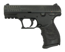 "Walther CCP Used 9mm, 3.5"" Barrel, 3-Dot Adj. Sights, Black, 8rd"