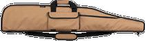 """Bulldog Deluxe Long Range Rifle Case Tan Black 48"""" L x 3"""" W x 10"""" H"""