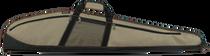 "Bulldog Plus Rifle Case Kahki Black 48"" L x 1"" W x 9.5"" H"