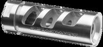 "Rise Armament RA-701 223 Rem/5.56 NATO Compensator 1/2""-28 tpi Stainless Steel"