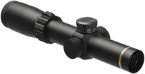 Leupold Freedom RDS 1x 34mm 1 MOA Red Dot, Black