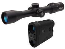 Sig BDX 2.0 Combo Kit, Kilo1800 6x22mm LRF & Sierra3 3.5-10x42mm Scope