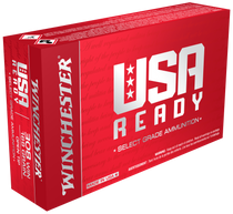 Winchester USA Ready  308 Winchester 168gr, Open Tip, 20rd Box