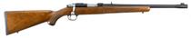 "Ruger 77 44 Magnum, 18.5"" Threaded Barrel, 11/16X24 Threads, Blued Finish, Walnut Stock, Adjustable Rear Sight, Bead Front Sight, 4rd"