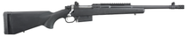 """Ruger Scout Rifle 350 Legend, 16.5"""" Cold Hammer Forged Barrel, Muzzle Brake, Black, Adj Rear Sight, Protected Blade Front Sight, 5rd"""