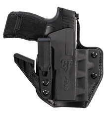 Comp-Tac EV2 Max Inside Waistband Sig Sauer P365 XL, Black Kydex, Leather, Right Hand