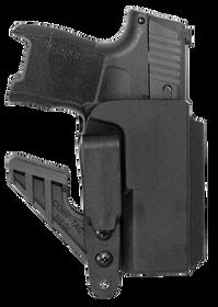 Comp-Tac EV2 Inside Waistband Sig Sauer P365 XL, Black Kydex, Right Hand