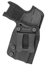 Comp-Tac Infidel Inside Waistband Sig Sauer P365 XL, Black Kydex, Right Hand
