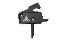 Rise Armament Super Sporting Trigger AR-Platform, Black Hardcoat Anodized, Single-Stage Flat, 3.50 lbs