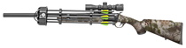 "Traditions Crackshot XBR Package .22 Caliber, 16.50"" Barrel, 20"" Fixed Stock, Kryptek Highlander"