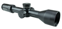 Crimson Trace 5-Series Tactical 3-24x 56mm, 35 ft @ 100 yds FOV, 34mm Tube, Black Anodized, Illuminated LR1-MIL