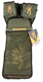 Browning Summit Shell Pouch Military Green Polyester Ripstop