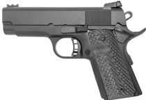 "Rock Island TAC Ultra 1911 9mm W/ 22 TCM Conversion, 3.6"" Barrel, Black, 8rd"