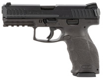 "HK VP40 .40 S&W, 4"" Barrel, Contrast Sights, Push Button Safety, Black, 2x 13rd"