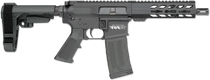 "Rock River Arms RRAGE LAR-15 AR-15 Pistol 5.56/223 7"" Barrel W/SBA3 Brace, 30rd Mag"