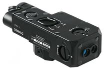 Steiner CQBL-1, Red Laser - Class IIIa, IR - Class I, Black