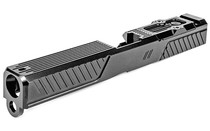 Zev Technologies Z17 Citadel Stripped Slide, RMR Plate, Gray