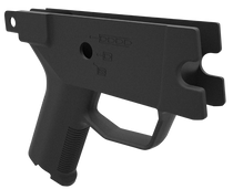 Magpul MOE SL Grip, Pistol Grip Module, Fits HK HK94/93/91 and other Semi-shelf Receiver Clones, Polymer, Black Color
