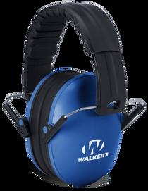 Walkers Field Kid Muff Blu/wht