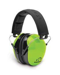 Walkers Passive Advanced Protection Earmuff 26 dB Hi-Viz Green