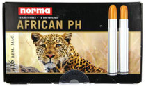 Norma African PH .416 REM MAG 450Gr, Rnsn, 10Rd/Box