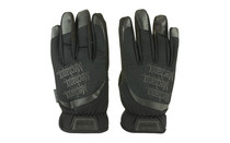Mechanix Wear FastFit Covert XL Black Synthetic Leather
