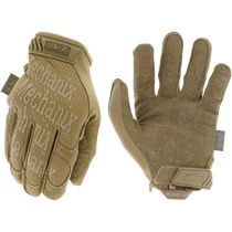 Mechanix Wear Original Small Coyote Synthetic Leather