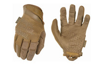 Mechanix Wear Specialty 0.5 High-Dexterity Large Coyote AX-Suede