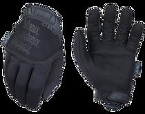 Mechanix Wear Pursuit D5 Covert Small Black Synthetic Leather