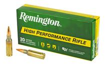 Remington High Performance 6.5 Grendel Bthp 120Gr, 20/Box