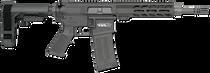 "Rock River Arms RRAGE AR-15 Pistol 5.56/223 10.5"" Barrel W/SBA3 Brace, 30rd Mag"
