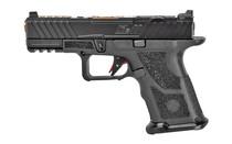 "ZEV Tech OZ-9C Hyper-Comp 9mm, 4"" MGP Barrel, Black, 17rd"