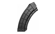 Century US Palm AK Magazine 308 Win-7.62 NATO AK-47, Black Detachable, 30rd