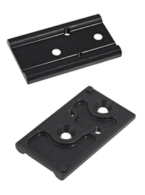 Ruger 57 Optic Adapter Plate, Docter-Meopta-EOTech, Black