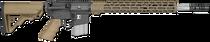 "Rock River LAR-15 X-1 5.56/223 18"" CRYO Barrel Tan, Operator CAR Stock, 30 Rd Mag"