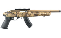 "Ruger Charger Pistol .22LR 10"" Go Wild Camo"