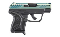 Ruger LCPII .380ACP Turquoise