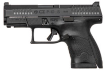 "CZ P-10 S 9mm, 3.5"" Barrel, 12rd"