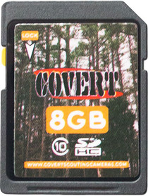 Covert Scouting Cameras 2700 SD Memory Card 8GB