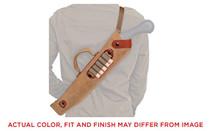"Desantis Kurz Shotgun Case Mossberg Shockwave; Remington Tac-14 12/20 Ga, Natural Cowhide, 14"""