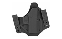 Desantis Hidden Truth Black Kydex Inside Waistband Glock 43, 43x, 48, Right Hand
