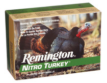 "Remington Nitro Turkey 12 Ga, 3"", 1 7/8oz, 4 Shot, 5rd Box"